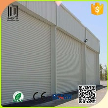 aluminum window and door rolling curtain of home decoration