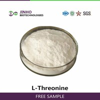 Chinese manufacturer Feed additive Amino acid feed grade L-Threonine for animal