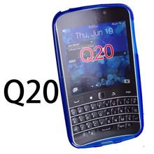 For BlackBerry Classic Q20 TPU Matte Case