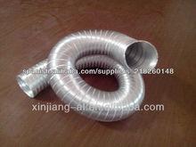 Flexible Aluminio del conducto secador de ventilacion