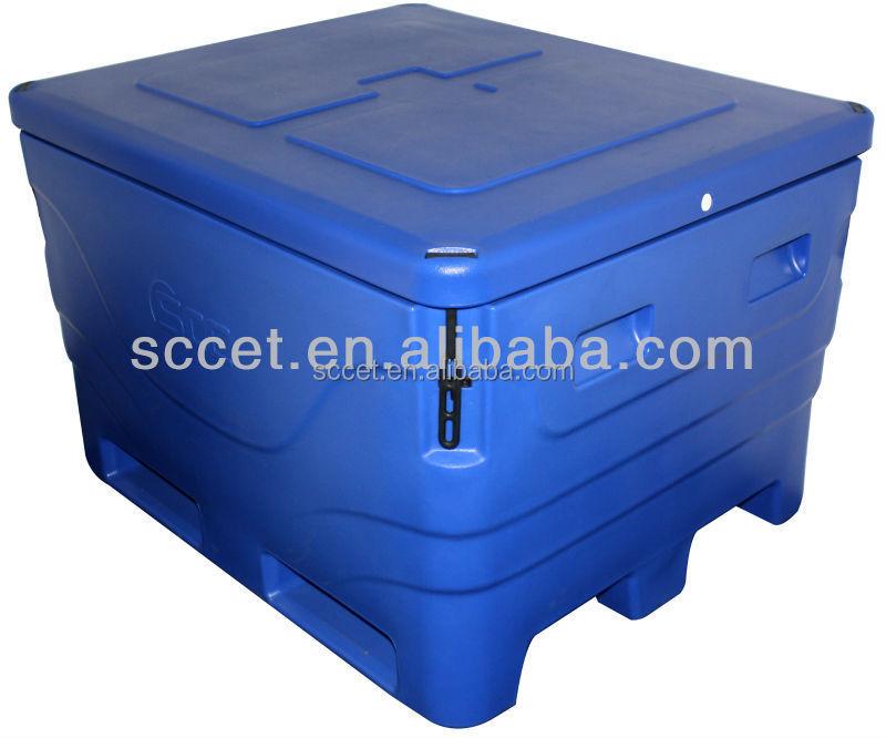 Isolation plastique bin glaci re grande glace bacs for Grande baignoire plastique