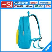 audited factory wholesale price morden pvc school bag