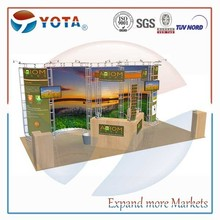 Trade Show Exhibition system display Booth/twist tower