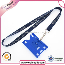 2015 various kinds of retractable id badge holder with lanyard