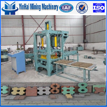 QTY3-15 Automatic Hydrualic Concrete blocks and Pavers making machine price