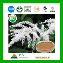 Manufacturer supply Pure Natural standardized Black Cohosh extract