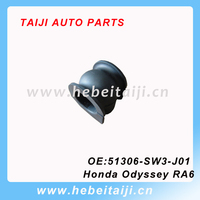 2014 auto spare parts stabilizer rubber bushing 51306-SW3-J01 for honda