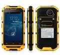 Descubrimiento v6+ 3g 4.2 android a prueba de agua 4.0 pulgadas móvil de teléfono móvil