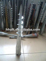 ground screw anchor/ground auger --yufutai