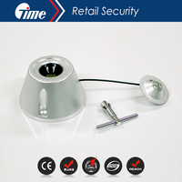 12000gs magnet detacher eas tag magnetic golf detacher for rf security hard tag With Lid ONTIME DT4066