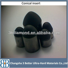 china diamond insert pdc cutter used for oil and coal