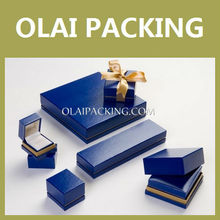 2013 New Design Wholesale China Paper Jewelry Box
