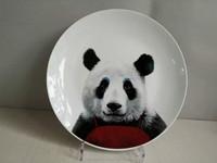Chinese antique ceramic plate