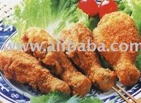 Fried Chicken Drum Sticks Coated