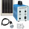 Portable solar home system 25W, output voltage DC12V, AC220/110V