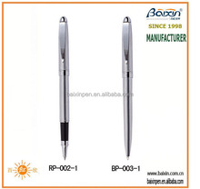 China factory sale high quality metal pen set, school/office/business use pen, promotional gift, RP-002, BP-002
