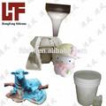 borracha de silicone líquido rohs silicone moldes para cimento utilizado