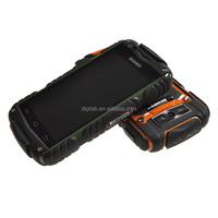 Original Discovery V8 Waterproof Phone Dustproof Shockproof WCDMA 3G GPS Rugged Phone MTK6572 Dual Core Android 4.4 Cell Phone