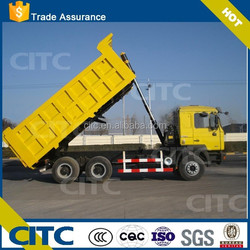 3 Axle hydraulic cylinder dump Tipping Trailer parts for agriculture trailer For Sale
