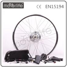 Motorlife/oem elettrici a 4 ruote della bicicletta kit/moto ciclomotore kit motore