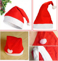 Wholesale high quality christmas decoration dance party Christmas hat