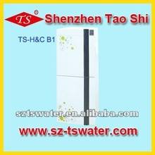 Stand Pipeline water drinking machine hot and cold water dispenser