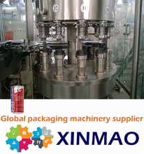 Carbonate Soft drink filling and sealing Turnkey Filling Solutions