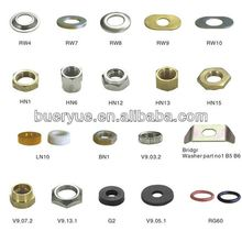 Spare Parts TS16949 Certificated Good Material fibre washers