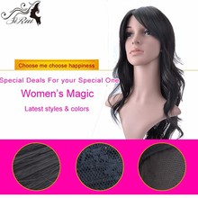 Factory Price life style mono Synthetic Wigs , Synthetic Wig,High Temperature Synthetic Wig