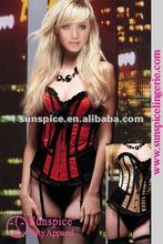 Fascinating Corset , Bustier and Thong