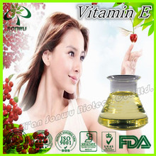 Natural vitamin e oil/oxidation vitamin e/vitamin e capsules