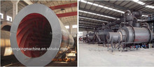 We are Professional manufacture and designer for large size rotary drum dryer