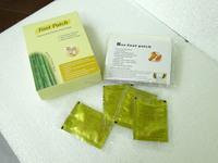 Bamboo Slimming Detox Foot Patch Best Sale 2014 Hot New Wood Vinegar Detox Foot Pad