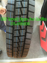 BIS certificate as Yinbao Hifly Radial truck tyre TBR tire 10.00R20 11.00R20 India market