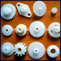 China Plastic Manufacturer Custom High Precision POM Spur Gear For Electric Motor