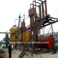 20tpd Sunflower Seeds Refined Oil Plant