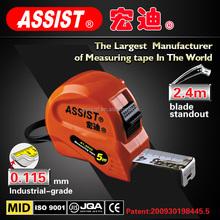 3m 5m 7.5m 8m new ABS case tape measuring freeman promotionalmini tape measure