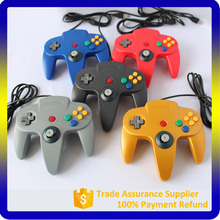2015 New Custom Colors Game System Connector and USB Controller for N64 Controler