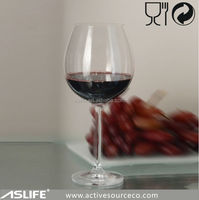 AS98BG66-660ml 22.7oz New Year Party 2015 Red Wine Glass Cup!Wine Crystal Promotional Cup And Gift Items For 2014 Vodka And Wine