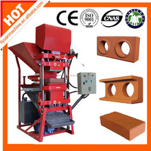 eco premium 2700 interlocking clay hollow block factory