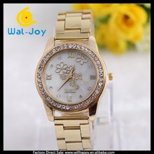 special flowers case best selling attractive cheap fashion men watches(WJ-3220)