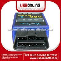 Mini ELM327 V1.5 bluetooth OBD-II OBD2 auto diagnostic scan tool
