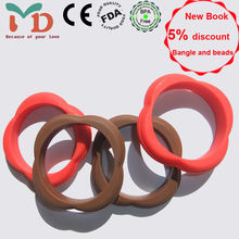 Novelty Silicone Bangle Manufacturers, High Quality Silicone Jewelry Manufacturer
