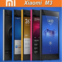 "First choice 64GB 5"" Xiaomi Mi3 M3 Android 4.2 Phone -- 2.3GHz, 2GB RAM + 64 ROM, 3050mAh Battery,13MP Camera,clearance price"