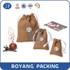 Wholesale Small Gift Jute Burlap Bag