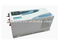 True sine wave power intelligent 1000w pure sine wave dc to ac power inverter with battery charger
