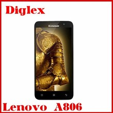 New Lenovo A806 Phone 2GB+16GB MTK6592 Octa core WIFI GPS Google Play 4g lte 13MP Cameras mobile phone with factory price