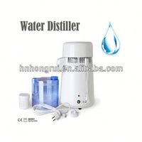 CE Aapproved Shipping free table-top water distiller for dental clinic industrial distilled water