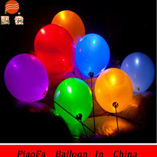 wholesale wedding and party decorations red led balloons. Black Bedroom Furniture Sets. Home Design Ideas