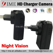 HD 1080P Wifi Charger Camera Spy Cam F188 US/EU Charger Remote Control Night Vision DV/VDR
